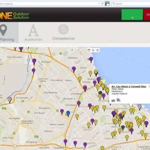 GeoPlanning, una nueva forma de trabajar la Publicidad Exterior